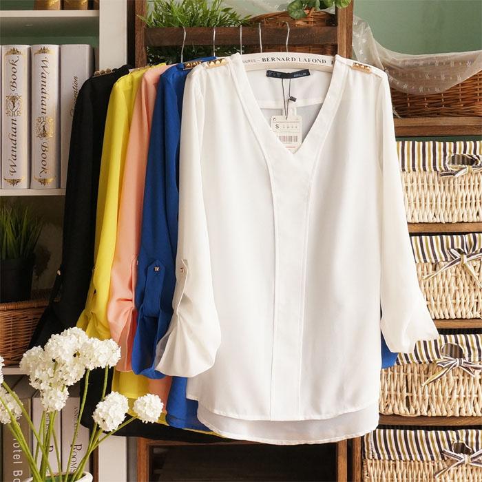 Женские блузки и Рубашки V унитаз vitra retro подвесной 5160b003 0075