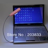 Free Shipping USB 28 LED Flexible Light Lamp for PC Laptop Notebook eReader Keyboard