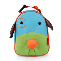 Animals lunch bag/ice bag/children's cartoon baby insulation package/portable meal package/Oxford leather children's backpack