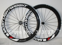 MOST LIGHTWEIGHT 60MM 700C U-Shape  25MM Wide Carbon Alloy Wheels Clincher carbon road wheels