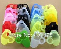 Free shipping 10pcs/lot For PS3 PlayStation 3 controller wireless Silicone Soft Protective Case