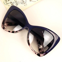 NEW Womens UV 400 Glasses Bat Shaped Sunglasses Oversized Shades Fashion Glasses SL00168 dropshipping free shipping