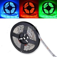 2014 SMD 3528 Colorful RGB 5M PT66 Waterproof 300 LED Flexible christmas Led Lamp Light Strip TK1143