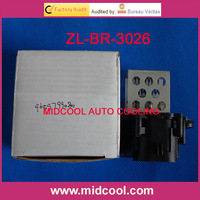 High quality Fan Resistor 9659799080 for Citroen & Peugeot