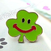 Accessories green leaves smiley star accessories ring 3806