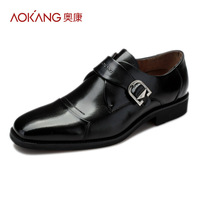 Aokang leather male genuine leather commercial leather male AOKANG men's male leather men's