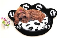 Free Shipping New Arrival Pet products Hot Selling Pet House Footprint  Shaped  Dog/Cat/Teddy /Bed/Kennel/Carrier For Winter