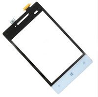 Touch Screen Outer Glass Lens Front Glass For HTC Windows Phone 8S