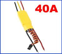 Lan Yu 40A ESC Electronic Speed Controller For Brushless Motor RC Brushless Motor RC UBEC 4A 50A Freeshipping