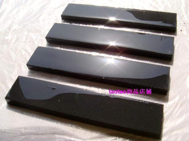 Knife knife sharpening stone black gem strickenly ultra hard black diamond pulpstone 100 20 4(China (Mainland))