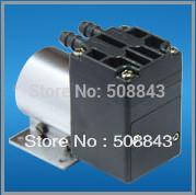16 l/min DC electric brush mini diaphragm pump small for vacuum or air