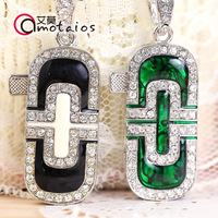 Green and black square usb flash drive usb flash drive crystal usb flash drive 8gb usb flash drive personalized usb flash drive