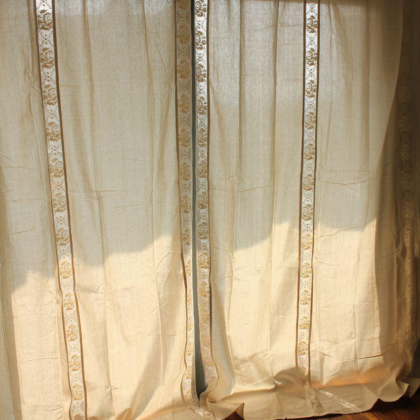 cotton lace curtains lace curtains cotton linen