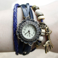 Day gift watch women's bracelet watch bracelet watch fashion table girls vintage table