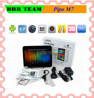 "PIPO M7 Pro 3G Tablets Quad Core 8.9"" IPS 1920X1200 pixels 5.0MP Camera GPS HDMI 2GB ROM 16GB"