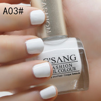 2014 best french G'SANG famous brand nude nail lacquer with 60 sweet glaze color bulk nail laquer polish varnish