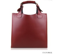 2013 fashion handbags color high quality brand women leather handbags