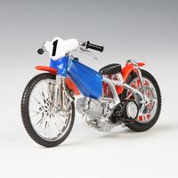 1:18 Motorcycle Diecast Model/ Alloy motorcycle plastic fresh metal cars model  =CmM1