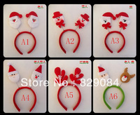 Christmas Decoration Supplies Antlers Head band