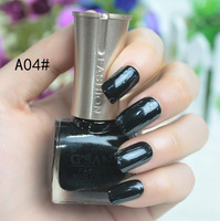 sale2014 french G'SANG famous brand nude nail lacquer with 60 sweet glaze black color bulk nail art laquer polish varnish 360pcs