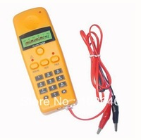 telephone line tester ADSL Tester cable fault locator OTDR Zibo Charming Electronics Co., Ltd. tele & Power cable fault tester