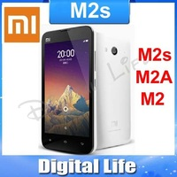 "M2A Mi2s Original XIAOMI M2 M2s 2G RAM 16G/32G 4.3""capacitive IPS QUADcore 1.5Ghz Android4.1 2MP 8MP"