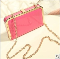 2013 box bag evening bag  messenger bag women's bags