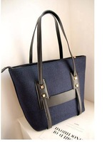 Free shipping!New 2013 Women Messenger Bag Handbag Fashion Nylon Designer  High Quality