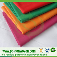 Eco-friendly spunbonded non-woven fabric