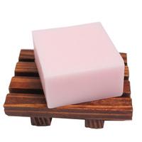 Rose handmade soap cold process whitening rejuvenation 3