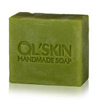 Gu xiang male olive soap deep cleansing oil moisturizing handmade soap o3