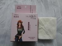 8110 100% cotton pad natural cotton pad