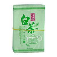 Free shipping White tea bags small tea packaging bag aluminum foil bag general 100