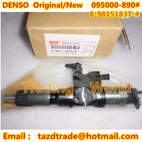 Denso Original and New CR Injector 095000-890# / 095000-8903 / 095000-8900/ 8-98151837-# / 8-98151837-3 / 8981518370 for ISUZU