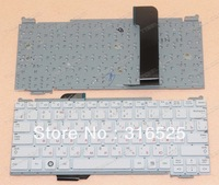 Original NEW  For Samsung  NC110 NP-NC110 WHITE keyboard  Russian RU Layout