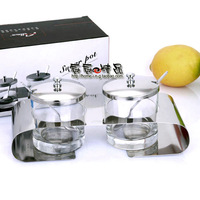 Stainless steel cruet stainless steel sugar bowl stainless steel sugar bowl