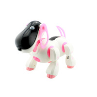 2099  New Arrival Smart Toy Dog Infrared Remote Control Series RC Cute Dog Robot Dog Free Shipping