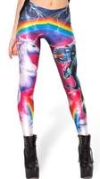 EAST KNITTING BL-328 Hell Yeah Leggings 2014 fashion new women Digital Print Pants