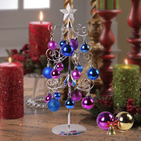 Christmas ball iron christmas tree christmas decoration gifts Christmas gift decorations
