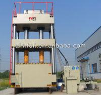 Four Column Hydraulic Iron Press Machine, Hydraulic press,Hydraulic four column all-purpose press machine
