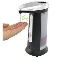Automatic infrared sensor soap dispenser hand sanitizer bottle automatic hand sanitizer