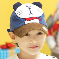 3434 princess autumn beanie kitten 3d child cap child hat style baseball cap