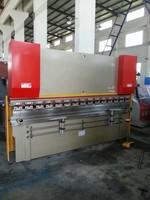 WC67K-100T/3200 Hydraulic Servo Electric Metal Press Brake , Hydraulic Bending machine, Hydraulic press brake, CNC Press Brake