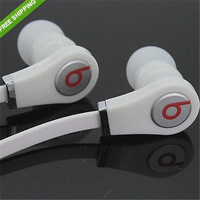 3.5mm Earphone In-Ear Mic Handfree Headset For iPhone 5 4 Samsung S4 S3