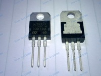 L7805CV L7805 LM7805 7805  TO220 +5V 1.5A POSITIVE VOLTAGE REGULATORS IC  100% New Free Shipping(50PCS/LOT)