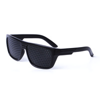 Free shipping new arrived 2014 sport Vision Spectacles Astigmatism,Eyesight Improve Eyes Care  pinhole glasses,XGP1306