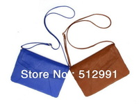 Free shipping 2013 Summer New Arrial Lady's fashion PU leather messenger bag/Cattle Bershka chain bag/plaid handbag ZL10038