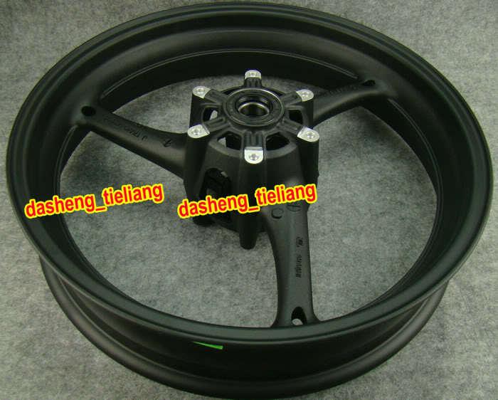 Motorcycle alloy front wheel rim for suzuki gsxr 600 750 2008 2010
