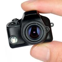 new Mini DV HD720P F5000 HD cameras small camera LED fill light