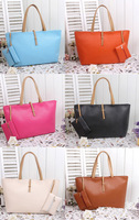 7 colors designers brand 2014 women handbag leather messengers bag lady shoulder candy bag Retail and Wholesale